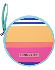 Sunnylife Lovers Picnic Kit with Cutlery and Plate Set for 2