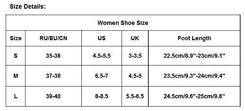 Euone Vrouwen Leuke Cartoon Comfortabele Warme Zwangere Vrouwen Schoenen Yoga Schoenen Huis Schoenen Grijs