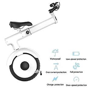 Moto a Ruota Singola Elettrico Monociclo Elettrico del Motorino del Motociclo for Adulti Una Ruota Auto Bilanciamento…