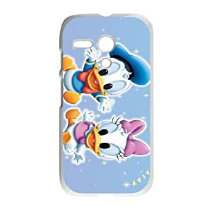 Motorola G Cell Phone Case White Donald Duck xjly