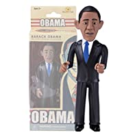 Jailbreak Toys Barack Obama Action Figure. 6""