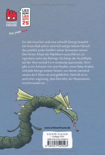 Wilder Wurm entlaufen: Amazon.de: Veronica Cossanteli, Ilse Rothfuss ...