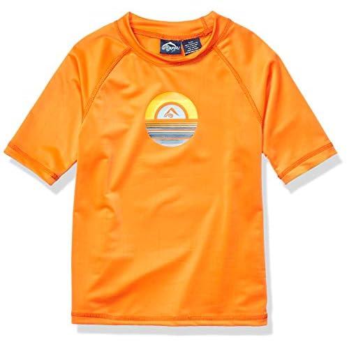 Sun Protective Rashguard Swim Shirt Kanu Surf Boys Haywire UPF 50