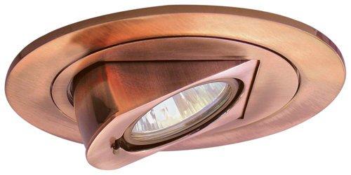 Elco Lighting EL1497CP 4'' Low Voltage Sloped Adjustable Pull Down