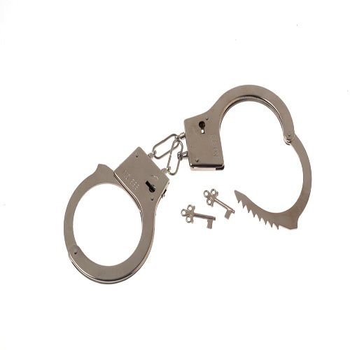 Sunflower Day Metal Handcuffs Police Toys for (Halloween Costume Fbi Badge)