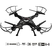 Sympath X5SW 2.4G 4CH 6-axis RC Quadcopter Drone 3D Flips Headless Mode Without Camera
