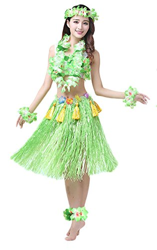 Tahitian Hula Costume (Fighting to Achieve Adult Tassels 23.6