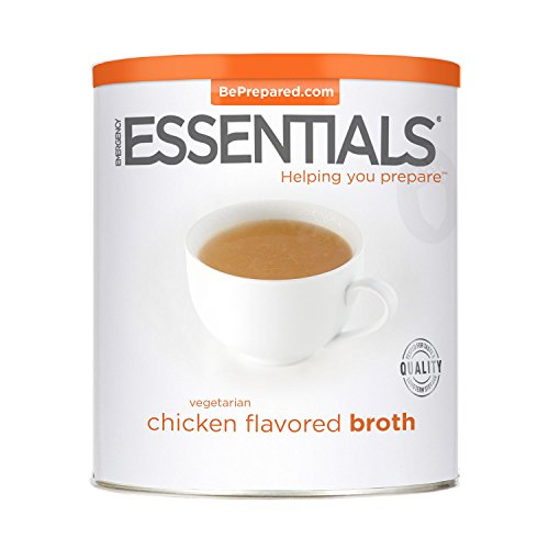 Emergency Essentials Chicken Flavored Broth by Provident Pantry
