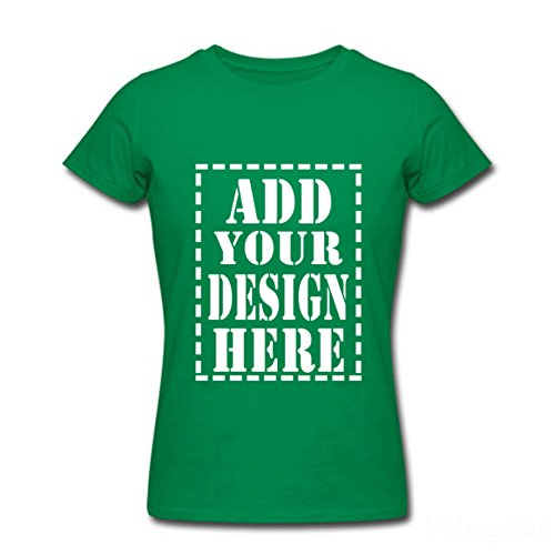 Custom Personalized T-shirt with Your Own Design - Add Your Picture or Text