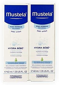 MUSTELA Hydra Bebé Pack 2x40ML: Amazon.es: Salud y cuidado personal