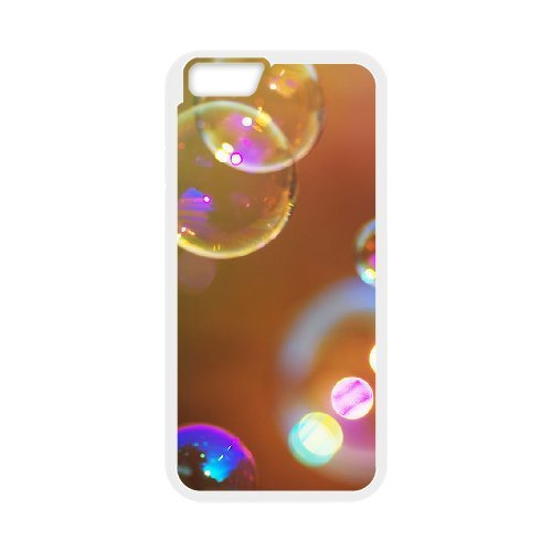 """SYYCH Phone case Of Colorful Water Bubbles 2 Cover Case For iPhone 6 Plus (5.5"""")"""
