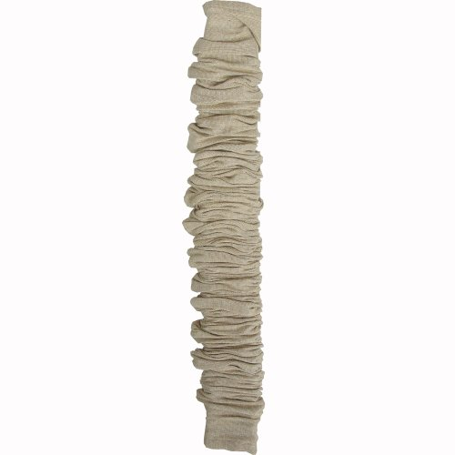 Creative Co-op Chandelier Cord Cover, 6' Length, Natural Cotton Color by Creative Co-op (Image #2)
