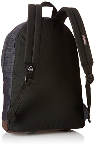 JanSport Beatnik Backpack - Blue Denim / 17.5.5H x 13.4W x 5.5D