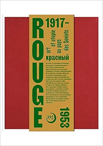 Livre en ligne pdf Rouge : Art et utopies au pays des Soviets