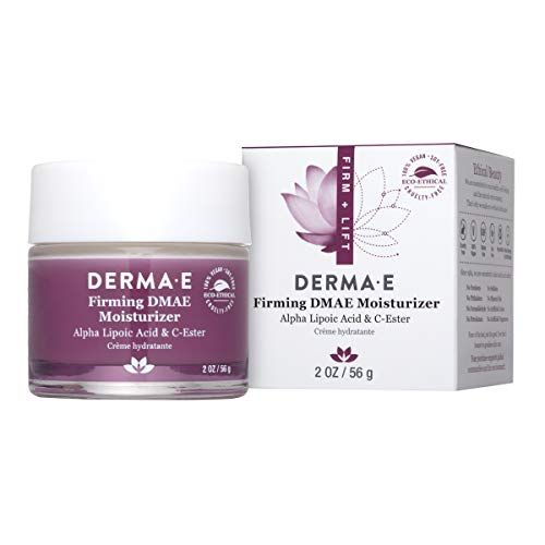 DERMA E Firming DMAE Moisturizer Alpha Lipoic Acid & C-Ester, 2oz (Derma E Hyaluronic Acid Night Cream Reviews)