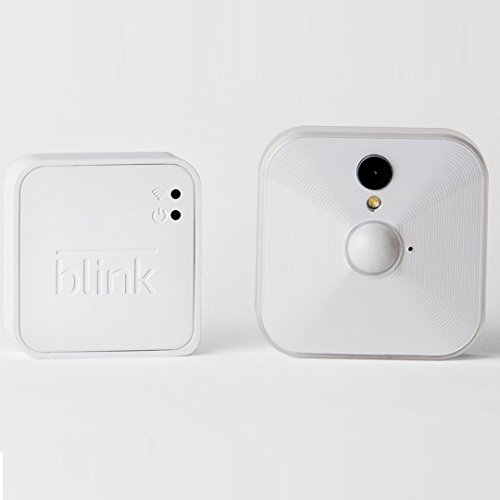 Blink Home Security Camera System with Motion Detection, HD Video, Battery-Powered, Cloud Storage for Your Smartphone- 3 Camera Kit
