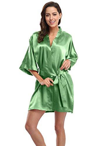 kimonodeals-womens-soft-elegant-solid-color-kimono-robe-bean-green-short-l