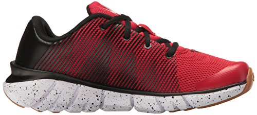 Under Armour chicos Pre escuela X Nivel scramjet Rojo/Negro/Blanco