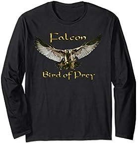 Falcon T-Shirt Birds of Prey