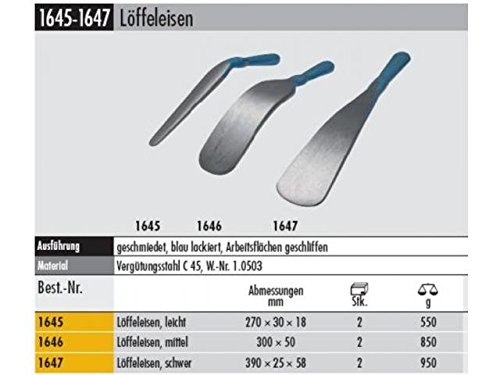 Elora 1647000000000 Body spoon heavy by Elora