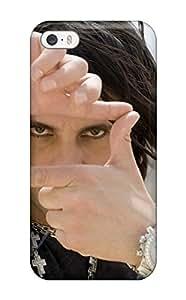 Awesome UrsjKvn8405NbPZD ZippyDoritEduard Defender Tpu Hard Case Cover For Iphone 5/5s- Criss Angel