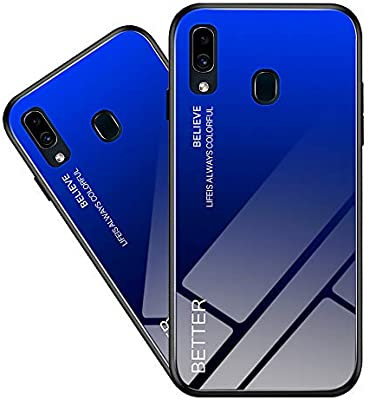 AChris Funda Samsung Galaxy A20 A30 Colorido Gradual ...