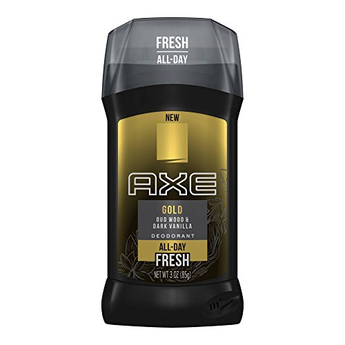Axe Oud Wood + Dark Vanilla Antiperspirant Deodorant Stick 3.0oz, pack of 1