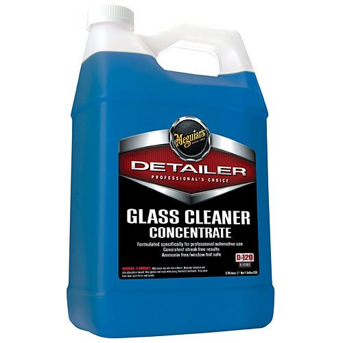 GLASS CLEANER - CONCENTRATE -- GALLON