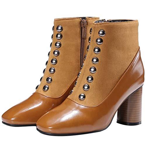 Brown Boot Boot Classic AIYOUMEI AIYOUMEI Classic Boot Women's AIYOUMEI Brown Women's AIYOUMEI Classic Brown Women's AnYpHp