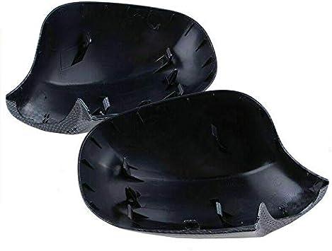 GSRECY Mirror Cover Cap For 3 Series E90 E91 335i 323i 2009-2011 E92 E93 2010-2013 LCI Carbon Fiber Look