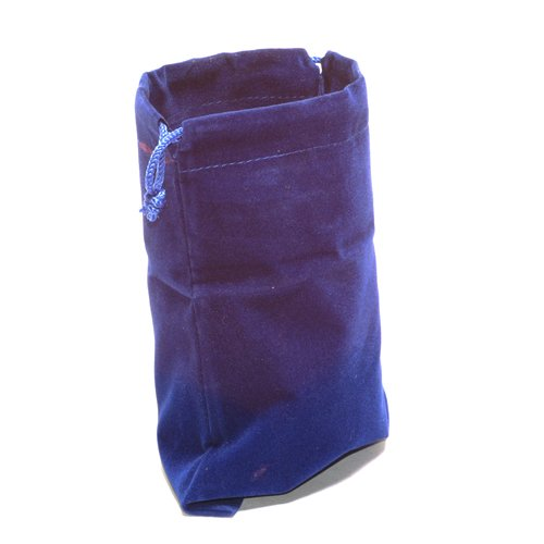 Koplow Games4 X 5  bluee Cloth Dice Bag