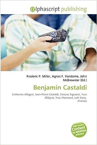Benjamin Castaldi pdf, epub