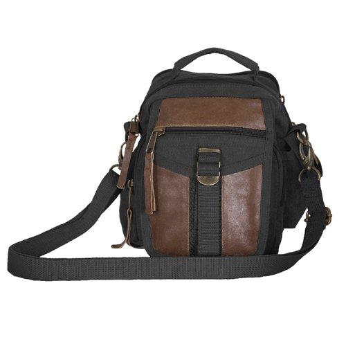 Fox Outdoor Produkte Classic euro-style Unterwegs Travel Organizer Tasche schwarz fH5NQAdJjO
