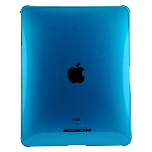 Scosche snapSHIELD P1 Low Profile Polycarbonate Case for iPad (Aqua Blue)
