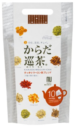 Body cruiser tea tea bag 2.5g ~ 10 ~ 6 pack bags ()