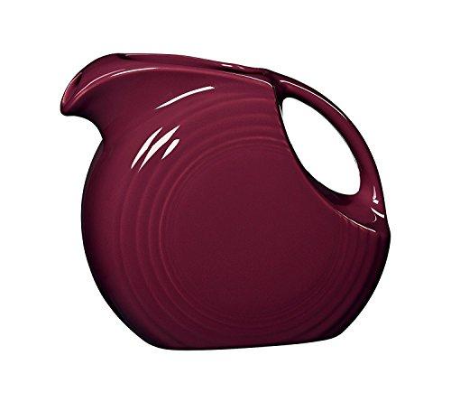 67.25 Oz. Large Disc Pitcher Color: Claret ()