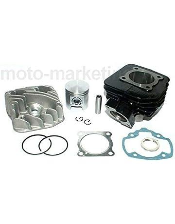 Unbranded 70 Modifica Cilindro Testa CARBURATOR Kit per Piaggio Nrg 50 MC3 DD LC
