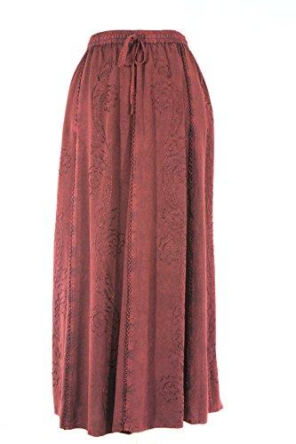 long broom skirts for women - 7