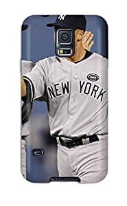 Top Quality Protection New York Yankees Case Cover For Galaxy S5