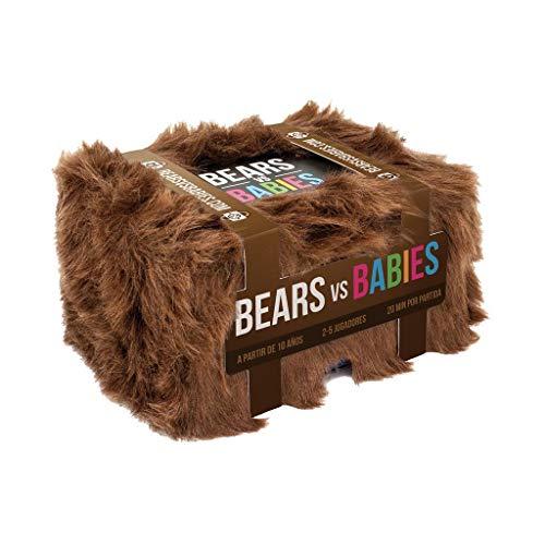 Asmodee - Bears vs Babies - Espanol (EKBB01ES)