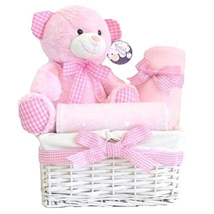 Ropa bebé niña cesta/Set de regalo de bebé recién nacido/bebé recién ...