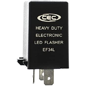 41XnycUaYTL._SL500_AC_SS350_  Prong Flasher Relay Wiring Diagram on grote led, 2 prong light, school bus, for turn signal, timer relay,
