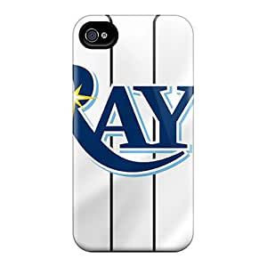 Iphone 6 LMR11437uEPd Unique Design Beautiful Tampa Bay Rays Skin Shockproof Cell-phone Hard Covers -AlissaDubois