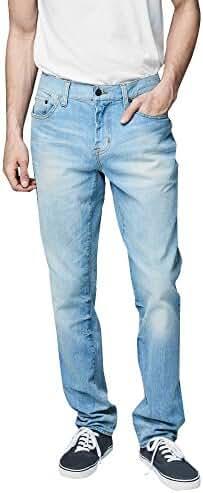 Aeropostale Men's Skinny Light Wash Reflex Jean