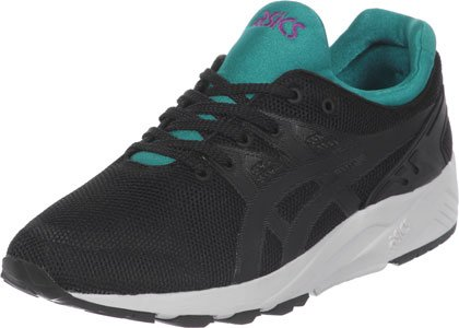 Asics Gel-Kayano Trainer Evo - Scarpe da Ginnastica Basse Unisex – Adulto, Rosa (Knockout Pink/Light Grey 2013), 44 EU Black Black