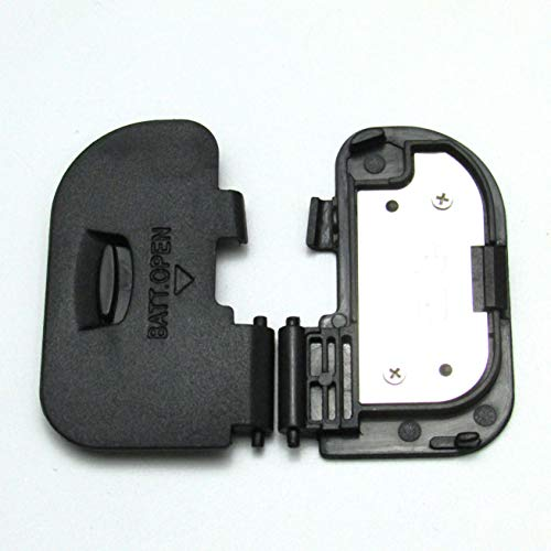 2pcs Battery Door Cover Lid Cap Replacement for Canon EOS 60D DSLR Camera ()