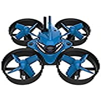 Owill Shark Hunting 013pro Micro FPV RC Drone Quadcopter With 5.8G 1000TVL 40CH Camera VR006 VR-006 3 Inch Goggles (Blue)