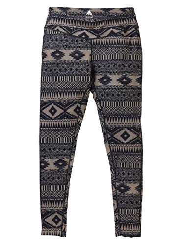Expedition Base Layer Pant - Burton Women's Expedition Pant, Pelicans Freya Weave, Large
