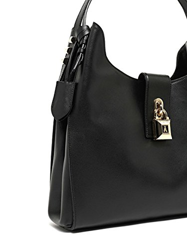 PATRIZIA PEPE LOCK HOBO BAG 2V5910AT78 - K103 NERO