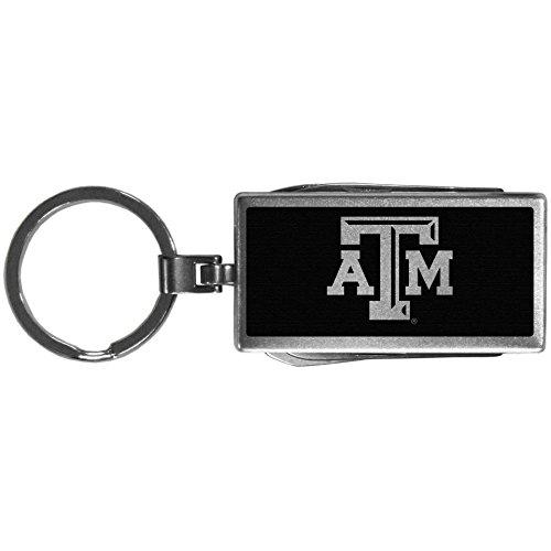 Siskiyou Sports NCAA Texas A&M Aggies Multi-Tool Key Chain, Black